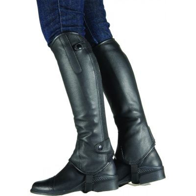 Demi-chaps Adulte - Collection TopLine, Full grain