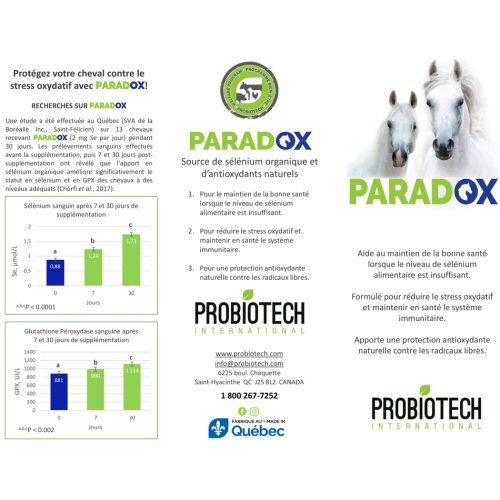 Probiotech Paradox